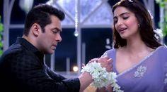Sonam Kapoor romances Salman Khan
