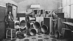 The Collected Recordings of Luigi Russolo's (1885-1947) Intonarumori Noise Machines [MP3]