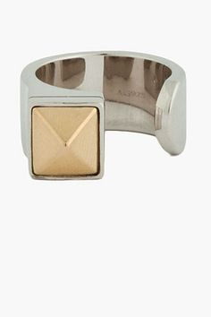 Simple and stunning Saint Laurent cuff