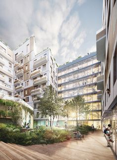 """Gallery of ODA Unveils Plans for """"A City Within a City"""" in Brooklyn, New York - 2"""