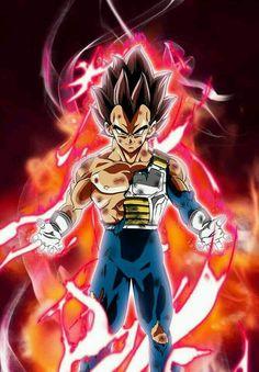 Dragon Ball Super - Vegeta (Migatte no Gokui) by Bejitsu on DeviantArt Super Goku, Anime Echii, Anime Art, Dbz Characters, Animes Wallpapers, Cartoon, Deviantart, Dbz Vegeta, Goku Vs