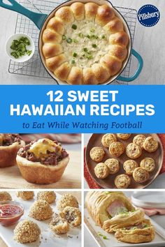 Pillsbury™ Sweet Hawaiian Rolls take any appetizer table to the next level and score major points with party guests. Hawaiian Appetizers, Appetizers Table, Finger Food Appetizers, Finger Foods, Hawaiian Recipes, Hawaiian Fried Rice, Hawaiian Rolls, Hawaiian Sliders, Yummy Snacks