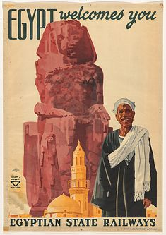 Egypt welcomes you