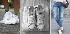 Como limpar tênis branco: 4 dias caseiras para deixá-los novos
