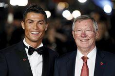 Ferguson en Ronaldo