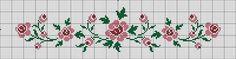Seccade Modelleri - - Prayer Rug Models - the rug - they Cross Stitch Letters, Cross Stitch Borders, Cross Stitch Flowers, Cross Stitch Designs, Cross Stitching, Stitch Patterns, Cross Stitch Needles, Beaded Cross Stitch, Cross Stitch Embroidery