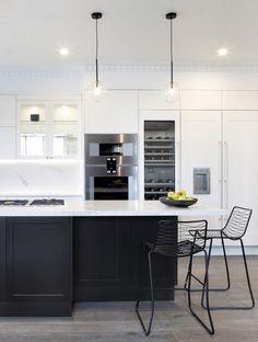 Freedom Kitchens' Top Design Tips — Adore Home Magazine – Fixtures 2020 Home Decor Kitchen, Kitchen Living, Kitchen Small, Kitchen Furniture, Living Rooms, Kitchen Island, Home Interior, Interior Design Kitchen, Luxury Interior