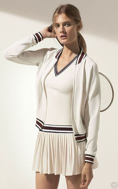 Tennis Girl by TORY SPORT