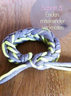 zpagetti bracelet tutorial german