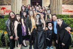 We can entertain any wedding.  This group was clearly starving for attention.  Would you ever do a Zombie themed wedding?