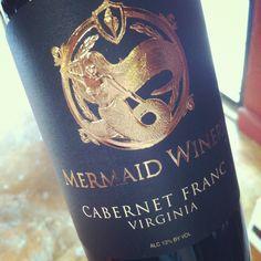 Mermaid Winery wine!