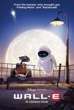 WALL·E I'm a big kid at heart.