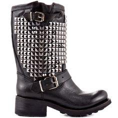 Taunt - Black Leather by ZiGi Girl