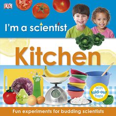 I'm a Scientist: Kitchen