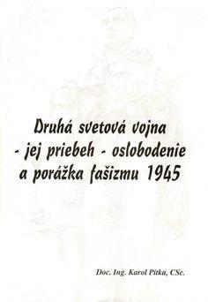 Vysoké Tatry 1944 - 1945 | Filmy a literatúra