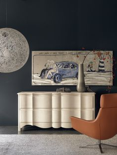 "MM574 Chest of drawers. That small detail that makes the difference and makes it an ""original"" Marchetti piece. 100% hand made in Italy www.marchettimaison.com"