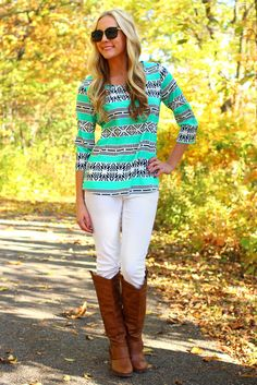 This top is amazing, love the boots too!