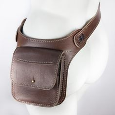 Boneca Hip Bag, Ebony