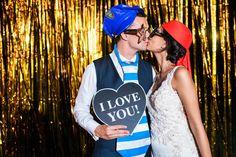 Photobooth - Casamento no Algarve – detalhes encantadores com sabor a férias de verão