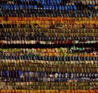 weft-faced weave | Rag Rugs and Krokbrag