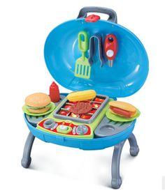 BBQ toy set
