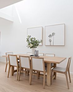 Shop the look: white edition. Today we are talking about the best white dining room decor for your dining room design. Dining Room Wall Decor, Dining Room Design, Dining Rooms, Dining Tables, Dining Room Modern, Elegant Dinning Room, Dining Area, Scandinavian Dining Chairs, Entryway Wall