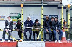 squa goals | #supreme #palace #squad #london #street #streetwear #StreetAttitude #sneakerness #hsdailyfeature