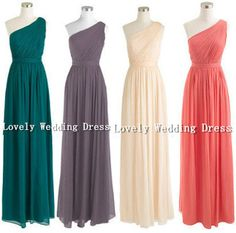 Long Bridesmaid Dress Homecoming Dress Prom by LOVELYWEDDINGDRESS, $98.00