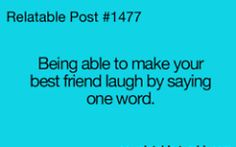Short Quotes About Best Friends And Laughing