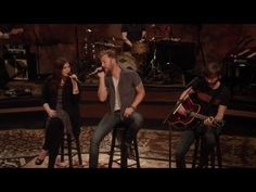 "Lady Antebellum - Golden (Acoustic)...this song reminds me of how I feel about you all.  ""Mysteriously"" played 3 times in a row when I really needed to hear it.  Very subtle Gran.  ♥"