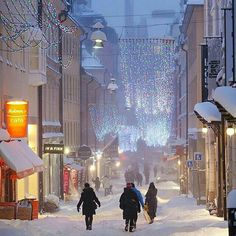 Reasons to Travel to Sweden During Winter Stockholm sweden winter time
