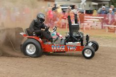 LSGTPA Tractor Pulling - 'Dodge This' - Jerry Toland - Ashley Jesko photo