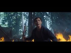 Double Whedonverse cameo - Check out Nathan Fillion as Hermes and Anthony Stewart Head as Chiron in the new Percy Jackson movie - Percy Jackson: Sea of Monsters Official Trailer - (2013)