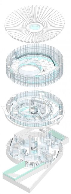 """""""Changing the Face 2013 Rotunda Warsaw"""" Competition in Warsaw, Poland…"""