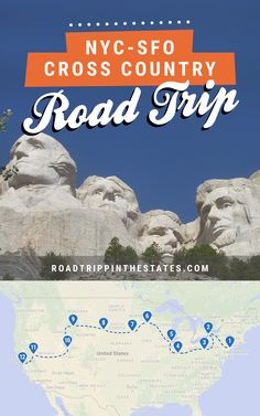New York to San Francisco cross country road trip! Click through for the full itinerary on Road Trippin' The States