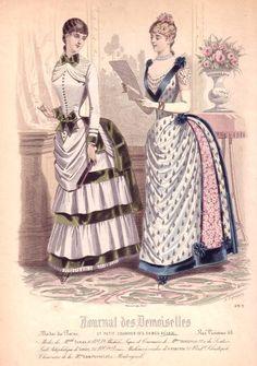 1885 Journal des Demoiselles