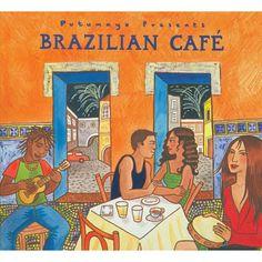 CD Brazilian Cafe, Putumayo World Music, 2015 Cuba Music, Jazz Music, Music Sites, Music Labels, Original Music, World Music, Countries Of The World, Bollywood Fashion, Youtube