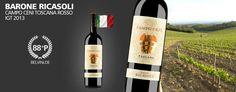 Barone Ricasoli CAMPO CENI Toscana Rosso IGT 2013 ~ BlackFriday - http://weinblog.belvini.de/barone-ricasoli-campo-ceni