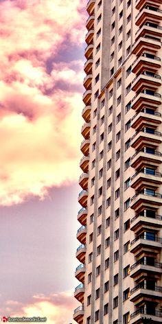 Torre Madrid; Infinita  http://barriosdemadrid.net/fotografia