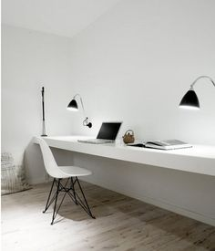 #DESK #White #Mac