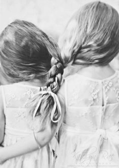 Sisters by katelynrphotography on DeviantArt Serenity Now, Best Friends Forever, Real Friends, Photos, Pictures, Black And White Photography, Cute Kids, Little Girls, Friendship