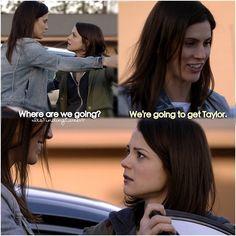 "#FindingCarter 2x01 ""Love the Way You Lie"" - Carter and Lori"