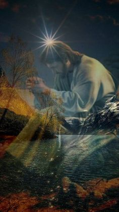 Jesus, The Light of the World. He intercedes for us day and night. - Jesus - Jesus, The Light of the World. He intercedes for us day and night. Religious Pictures, Jesus Pictures, Religious Art, Jesus E Maria, Religion, Christian Pictures, Prophetic Art, Divine Mercy, Jesus Is Lord