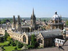 Oxford University, Oxfordfordshire, UK
