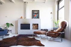 Dylan Griffith — Designer, Apartment, Amsterdam West, Amsterdam (© Kevin Rijnders für Freunde von Freunden)