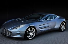 One-77  Year: 2009-Present    Complex Says: Only 77 will ever be made. They cost $1.7 million each. Some crazy Saudi bought 10 of them. No two are alike. The car looks like pure sex. It has the world's most powerful naturally aspirated engine.