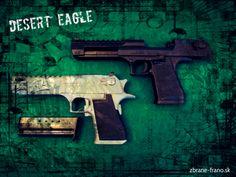 Desert Eagle gun
