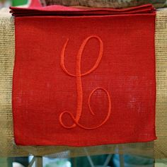 Charming Red Burlap Runners Just In Time For The Holidays At  Www.themississippigiftcompany.com/