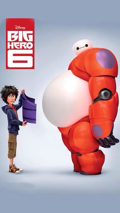 Big Hero 6 is better then it looks!