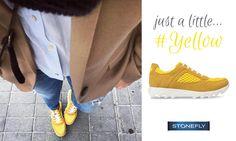 Pare proprio che anche in Spagna impazzi la moda delle nuove #sneakers #Speedy! Infatti, oltre ad essere la scarpa #Stonefly #bestseller in Italia in queste settimane, è diventata anche la più amata dalle blogger ispaniche, che non ne possono proprio fare a meno! È dell'altro giorno il post della famosa editor di ELLE España #paulallanos , che la ritrae con le bellissime speedy color senape!